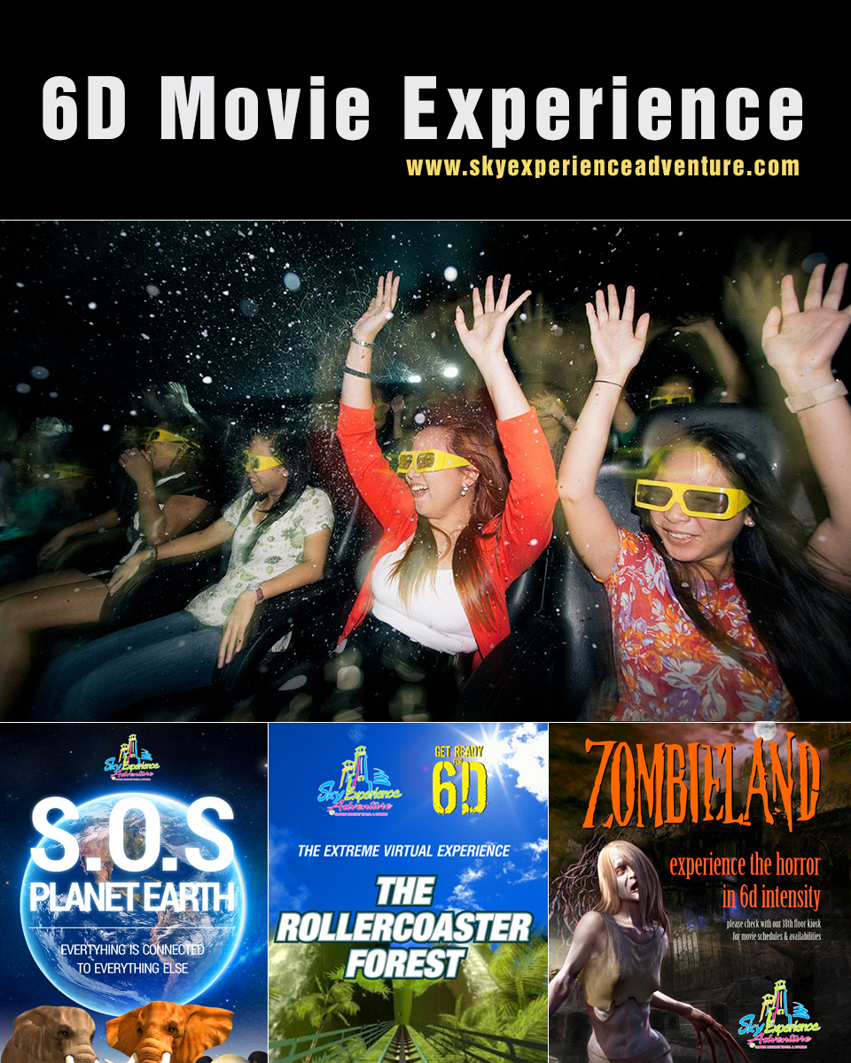 6d Movie Experience